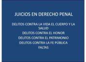 Abogados penalistas - apropiación ilícita - defraudaciones - perú