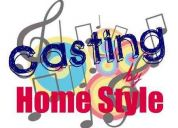 Casting musical ( baile & canto)