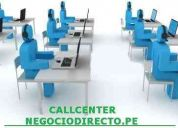 Asesores telefonicos no ventas   ** callcenter espaÑol **