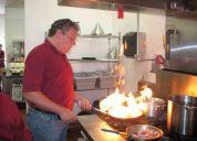 Profesor de cocina