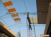 Constructor civil & estructura metalica de techos & drywall