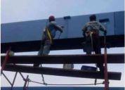 Brindamos servicios de albañileria, gasfiteria, pintores, driwall, electricidad
