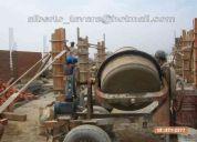 Constructor civil demoliciones / ampliaciones /edificaciones