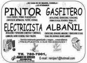 Gasfitero electricista  emergencia 720596