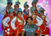 Enseño danzas folkloricas del peru