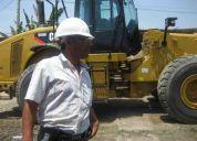 Ingeniero civil colegiado ofrece firma para plantel tecnico