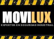 Importadora y distribuidora de equipos para seguridad industrial - moviluxsafety.com