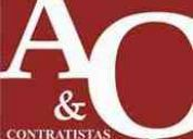 A&q contratistas generales srl