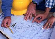 Ingeniero civil - proyectos -planos