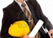 Contratista requiere ing supervisor de obras publicas con amplia experiencia