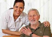 Cuidado de enfermerÍa a domicilio al adulto mayor