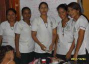 Servicios de enfermeria en cuidados de pacientes de geriatria a domicilio