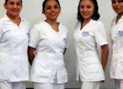 Somos enfermeras tecnicas especializadas en cuidadosd e pacientes con plena dedicacion