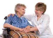 Enfermeras geriatricas especializadas a domicilio
