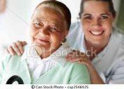 Cuidado a domicilio por enfermeras especializadas en el adulto mayor