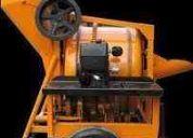 Alquiler de maquinaria liviana para construccion civil en general