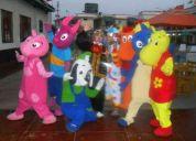 Payasos y fiestas infantiles . fonchini  huacho