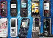 Compro  celulares en cualquier estado funcionando o como repuesto