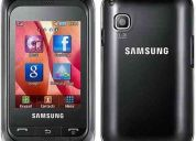 Samsung champ c3300k libre p/ claro y movistar en oferta