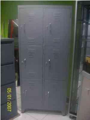 Muebles metalicos lockers casilleros armarios for Archivadores metalicos segunda mano