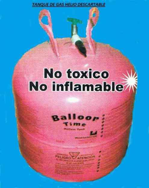 Gas helio para globos vendo tanques descartables nuevos - Gas helio para globos precio ...