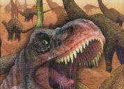 Enciclopedia tras la pista de los dinosaurios