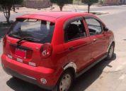Vendo auto daewoo matiz 2008