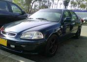 Vendo honda civic 98