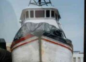 Vendo embarcacion pesquera  - santa rosa