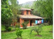 Alquilo linda casa de campo en urubamba