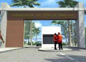 Land and urban project for sale in mancora / excellent investment opportunity
