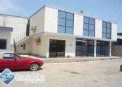 Se vende local industrial en piura (5600 m2) / excelente ubicaciÓn / a 100 ml real plaza