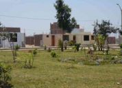 Vendo ultimos terrenos urbanizados en chiclayo