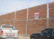 Vendo 1000 o 2000 metros calle coricancha la victoria-chiclayo