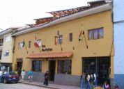Vendo inmueble  en cusco