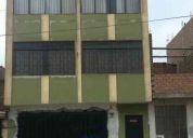 Alquiler local de 4 pisos- en perfectas condiciones
