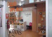 Traspaso local comercial en centro de miraflores