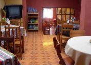 Alquilo restaurant turistico con vivienda