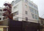 Alquilo edificio 1,937 m2 para oficinas a us$ 8 por m2 en lince