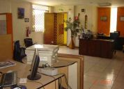 Oficinas, call center, restaurantes, educacion: venta edif. comercial 04 pisos