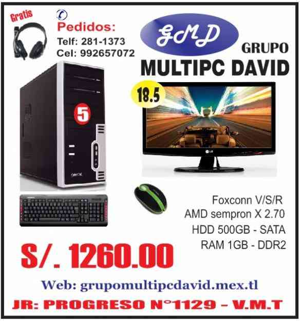 GRUPO MULTIPC DAVID