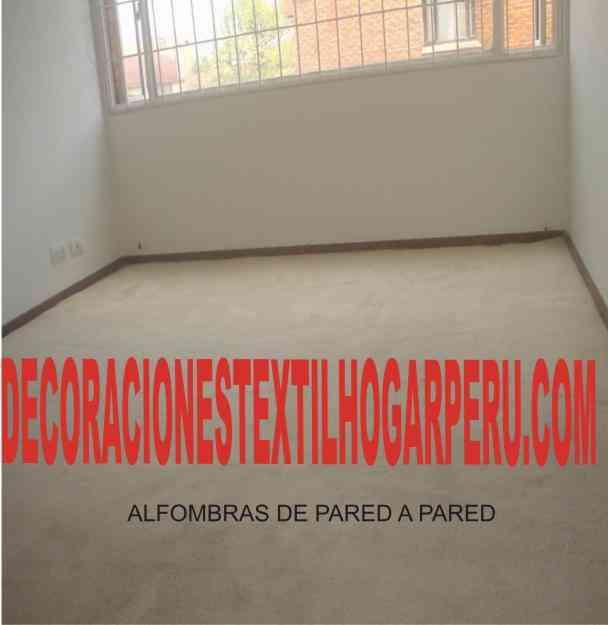 Alfombras y tapizones en Lima, Perú  VENTAS: 993952634