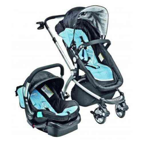 Silla para auto portabebe mecedora con base infanti for Silla de auto infanti