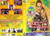 Venta dvds complices al rescate en audio latino