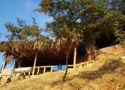 Mancora - casa de playa con linda vista panoramica