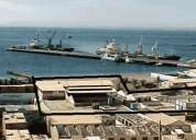 Locales/terrenos puerto de paita
