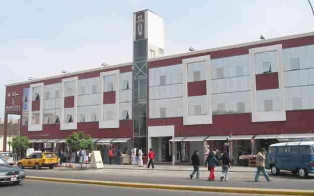 CENTRO COMERCIAL PRIMAVERA