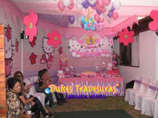 decoraciones tematicas para fiestas infantiles con dulces
