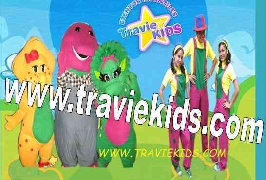 El Show de Barney y sus amigos voz en vivo - solo con