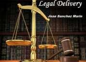 Legal delivery - abogado en lima